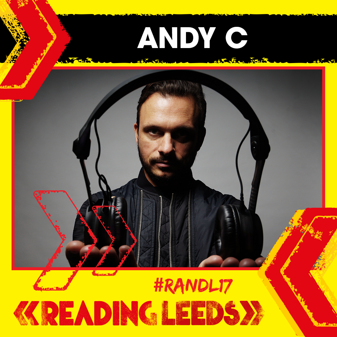 Andy Announced for Reading and Leeds 17