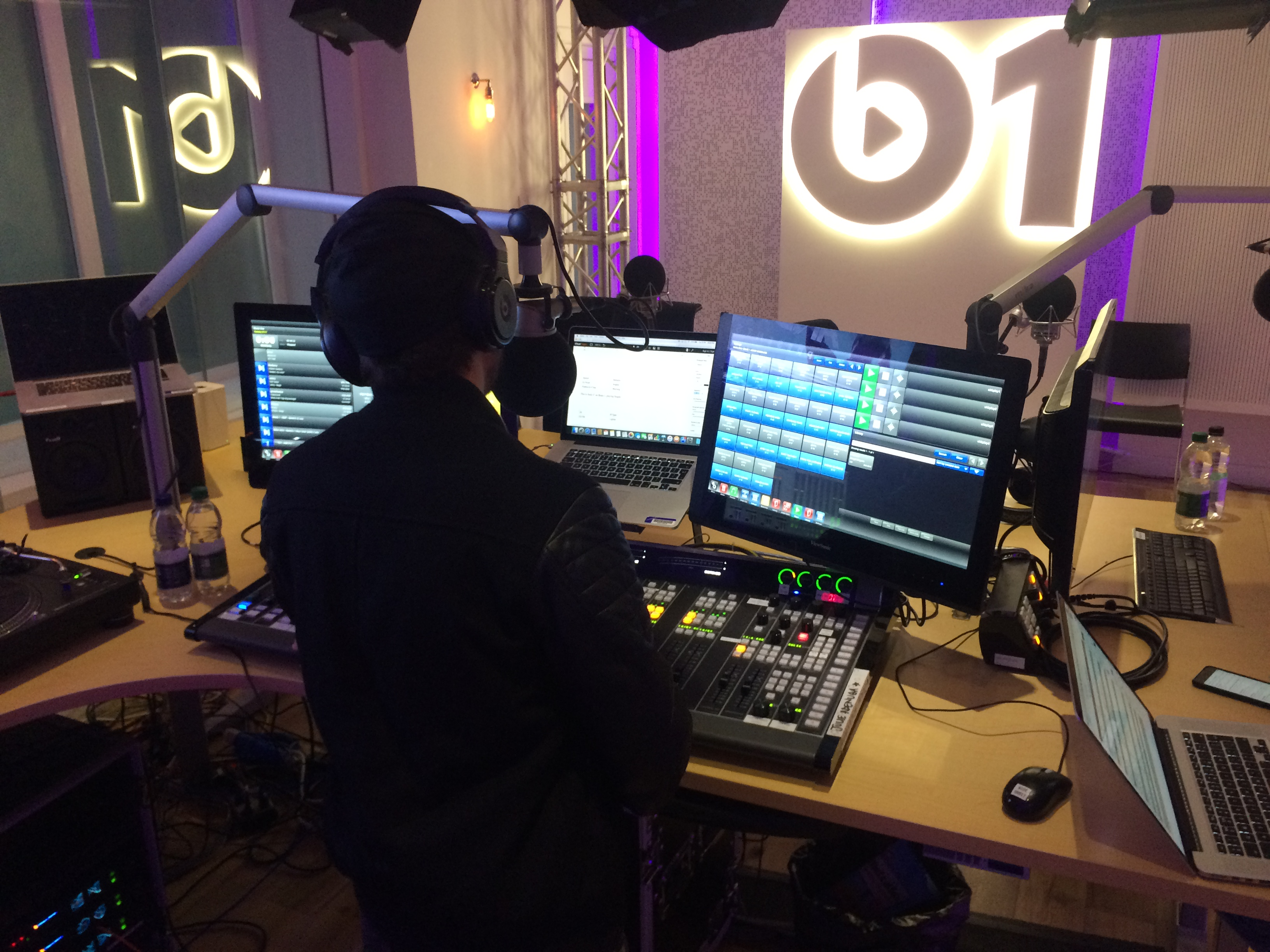 Andy finishes Beats 1 residency celebrating live DnB